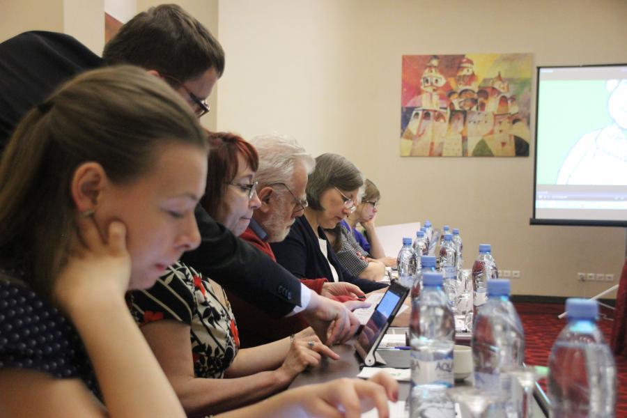 Настоящее и будущее Коллегии по жалобам на прессу обсуждают на двухдневном семинаре в Москве